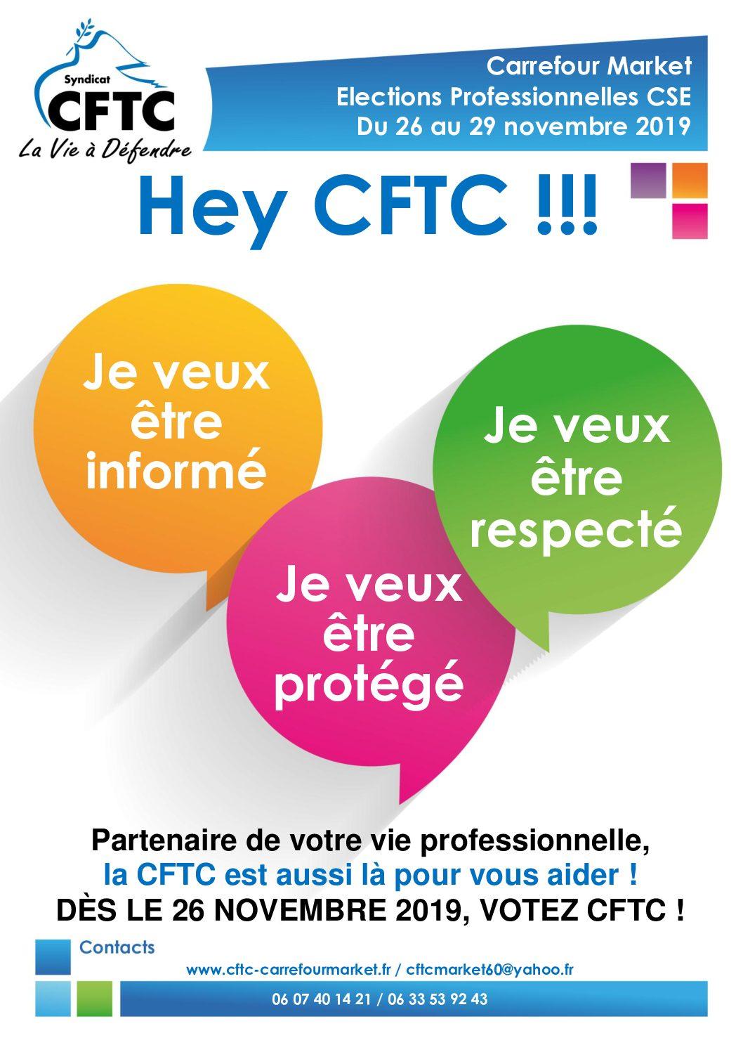 HEY CFTC